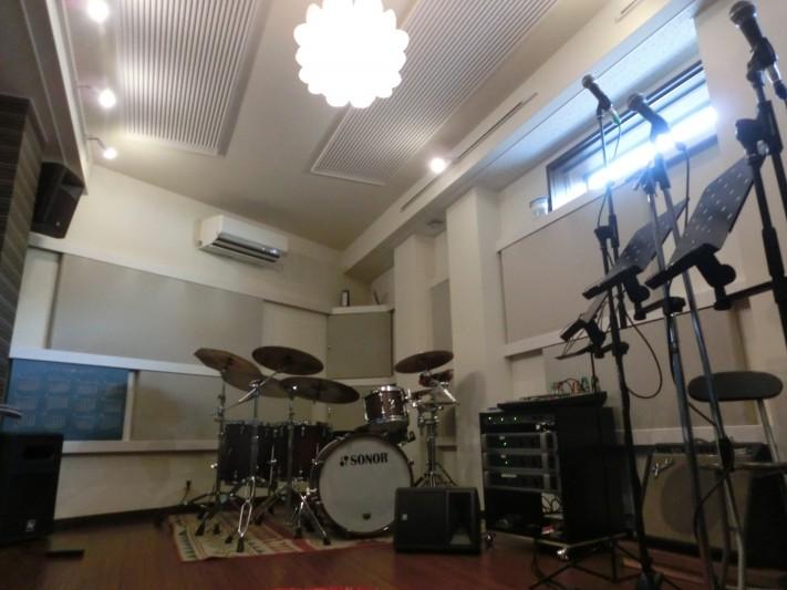 Aさんのスタジオ