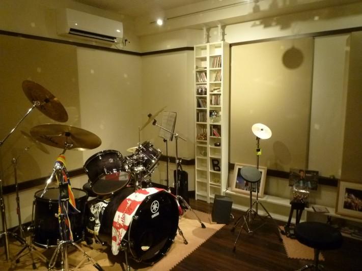 中村谷邸プライベートスタジオ