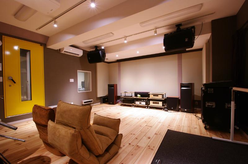 Y・K邸プライベートスタジオ
