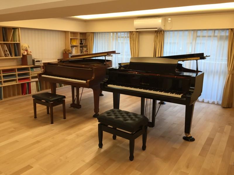 番外編! マンションピアノ室
