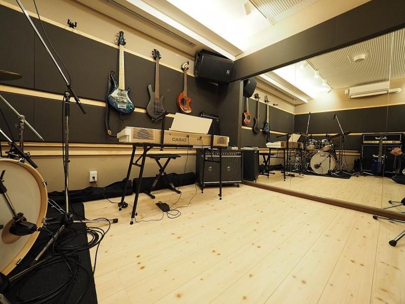 K邸プライベートスタジオ