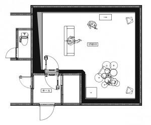 Y邸平面図