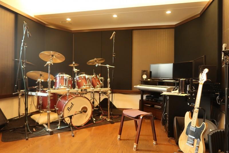 SR邸プライベートスタジオ